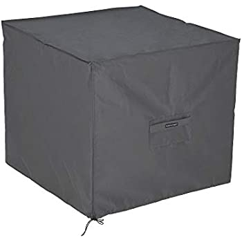 Amazon Com Patio Watcher Square Air Conditioner Cover Heavy Duty Outdoor Ac Cover