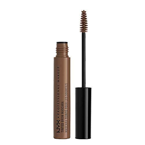 NYX PROFESSIONAL MAKEUP Tinted Brow Mascara, Chocolate, 0.22 Fluid Ounce