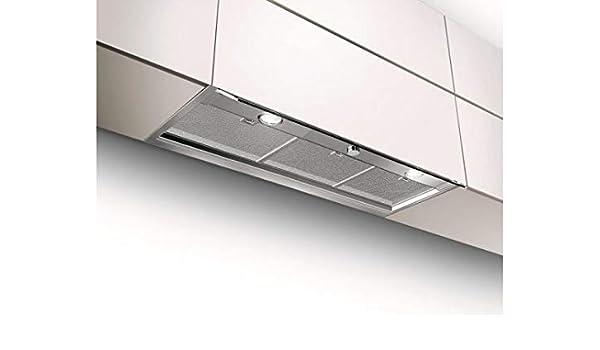 Faber – Campana extractora empotrable IN-NOVA Smart X A90 acabado acero de 90 cm: Amazon.es: Grandes electrodomésticos