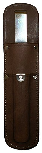 Back Sheath (Piggyback Safety Holster w/ Pouch Guard)