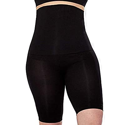 EMPETUA Shapermint High Waisted Body Shaper Shorts - Shapewear for Women Small to Plus-Size at Women's Clothing store