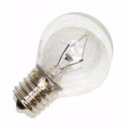 (5 Pack) 40S11/N 40-Watt S11 E17 Intermediate Base Hi-Intensity Light Bulbs, ()