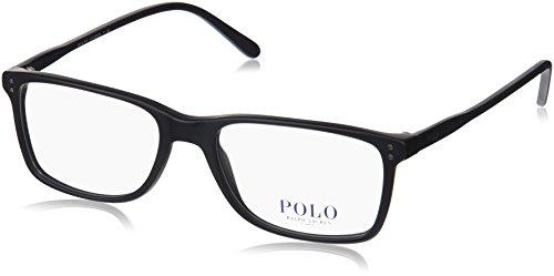 (Polo Men's PH2155 Eyeglasses Matte Black 54mm)