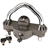 Trimax UMAX50  Universal 'Die-Cast' Dual Purpose Coupler Lock (fits all couplers)