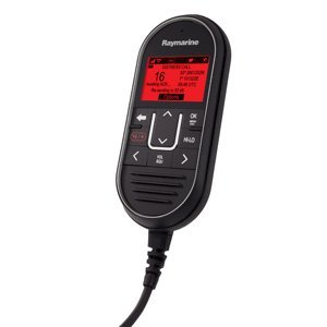 Raymarine A80289 RayMic Remote Handset for Ray 60 and Ray 70 VHF Radios