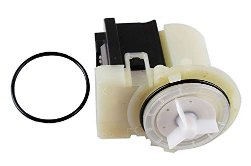 8181684 Replace Washer Water Pump Motor Mod: M75 461970228513 Compatible for Whirlpool,Kenmore,Maytag OEM 285998 - Pump Upper Housing