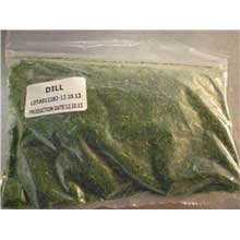 SupHerb Fresh Dill Weed, 8 Ounce - 4 per case.