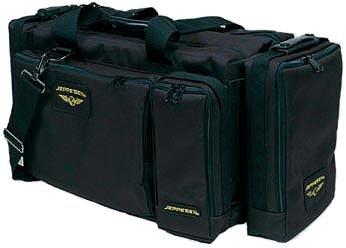 Jeppesen Captain Flight Bag - Black from Jeppesen Sanderson, Inc.
