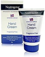 Neutrogena Norwegian Formula Classic Hand Cream Fragrance Free, 56g