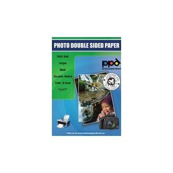 Amazon Com Epson Presentation Paper Matte 8 5x14 Inches