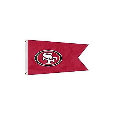 Flagpole To Go GCNFL NFL Garden Flag - 12 x 18 in.