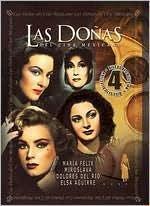 4 Pack Idolos de Oro Del Cine Mexicano Las Donas (Spanish Version, 4PC)