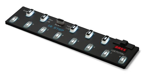 12 Step Chromatic Keyboard Foot Controller