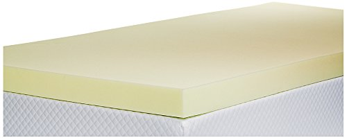 silentnight airmax mattress topper white double amazon. Black Bedroom Furniture Sets. Home Design Ideas