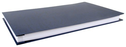 11x17 Report Cover Poly Pressboard Binder With Fold-over Metal Fasteners (Blue) 11x17 Inc. 526620