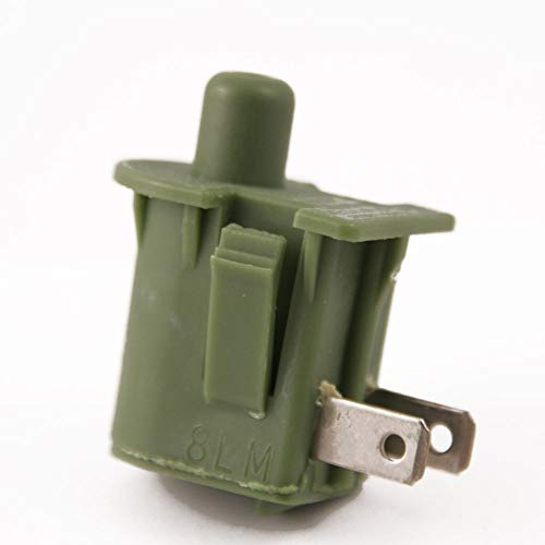 - Husqvarna 160784 Lawn Tractor Seat Switch Genuine Original Equipment Manufacturer (OEM) Part Gray