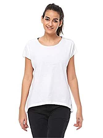 Bodytalk Top T-Shirts For Women - White L