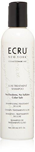 Sea Clean Shampoo - ECRU New York Luxe Treatment Shampoo, 8 Fl Oz