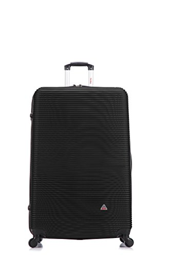 InUSA Luggage Royal Lightweight Hardside Spinner 32 inch - - Suitcase Trolley Inch 32
