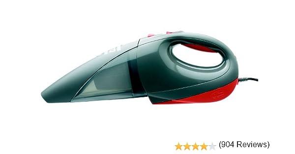 Black+Decker 50111XACV1 Aspiradora de Mano para Coche, 12 V ...