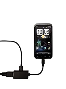 MHL to HDMI TV-Out Adapter Cable for HTC Sensation from: Amazon.co ...