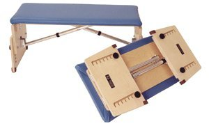 Folding Therapy Bench Size: Small