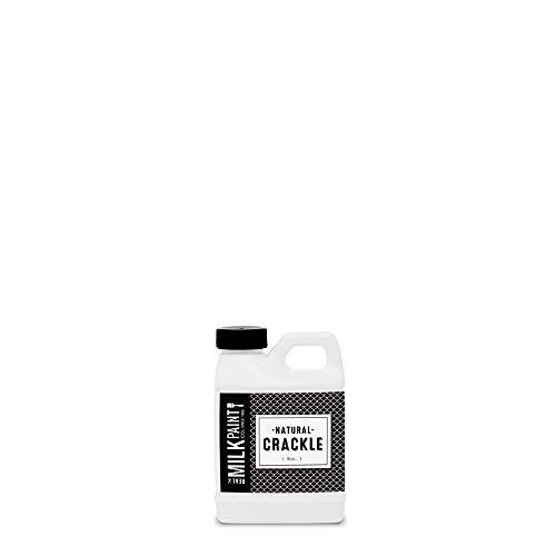 Real Milk Paint Natural Crackle 8 oz