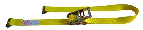 Doleco USA 33510712 Series E HD Ratchet Buckle Strap (12') by Doleco USA