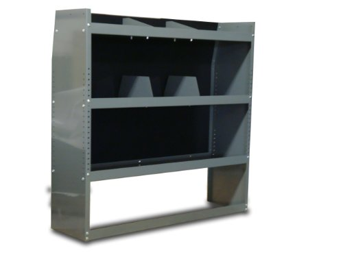 True Racks Van Shelving Storage System - 45L x 13D x 44H by True Racks