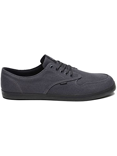 Sneaker BLACK Element ASPHALT SUEDE uomo TOPAZ H7wC7E