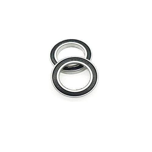 Finesun 6803 ceramica | 6803 –  2RS 17 x 26 x 5 mm cuscinetto a sfera | 61803 cuscinetto (confezione da 2) Shanghai