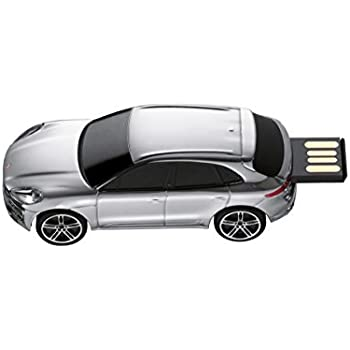 genuine porsche macan usb memory stick flash drive 8gb computers accessories. Black Bedroom Furniture Sets. Home Design Ideas