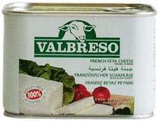 French Feta Cheese, Easy-Open Tin, 600g