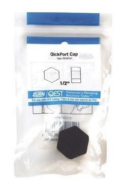 Qest Pex Manifold Cap 1/2