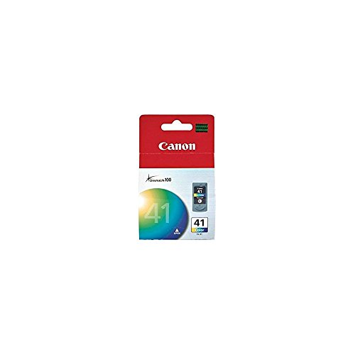(Canon CL-41 Color FINE Ink Cartridge)