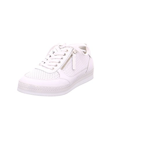 BULLBOXER 423007 - Zapatos de cordones para mujer Weiß