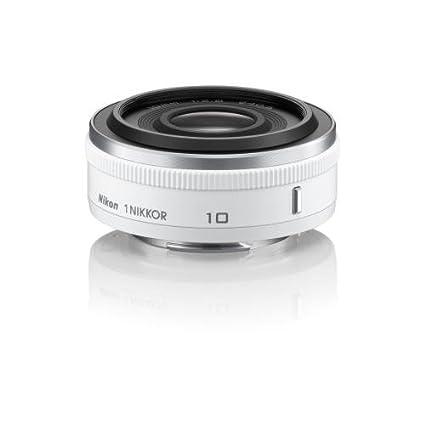 Nikon 3320 Nikkor 10 mm f/2,8 Lente de Distancia Focal Fija para 1 ...
