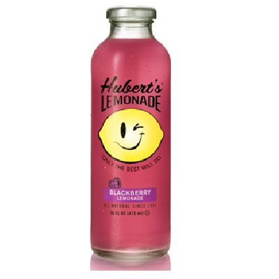 Hubert's Lemonade BlackBerry Lemonade 48x 16OZ by HUBERTS