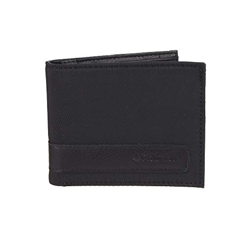 Columbia Men's RFID Blocking Nylon Slimfold Wallet