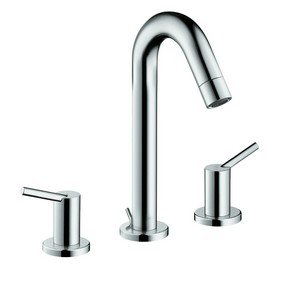 Hansgrohe Talis S 4-Inch to 8-Inch Adjustable Center Widespread Faucet