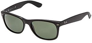 Ray-Ban RB2132 New Wayfarer Sunglasses, Black/Green, 52 mm (B000FBO0DM) | Amazon price tracker / tracking, Amazon price history charts, Amazon price watches, Amazon price drop alerts