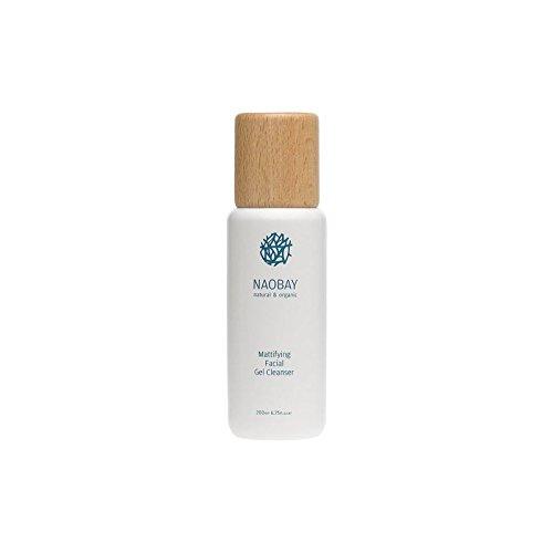 Naobay Mattifying Facial Cleansing Gel 200ml (Pack of 6)