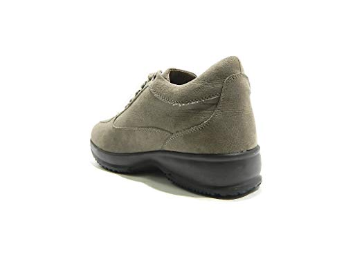 Scarpe 387 Alto Fondo AVIREX GUNNY Taupe Uomo Sneakers qCEOgw