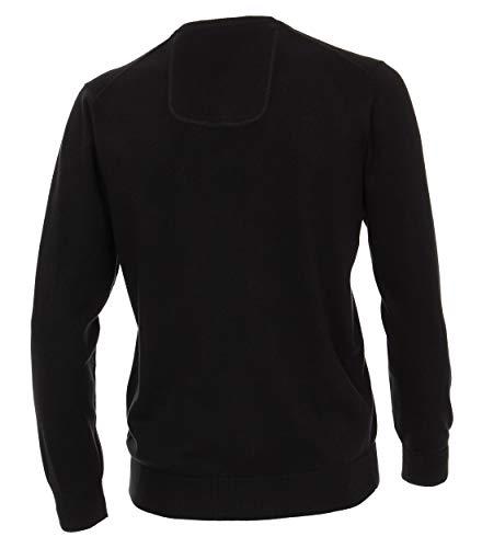 Felpa Nero Casamoda Pullover Uomo schwarz 800 p5W4q