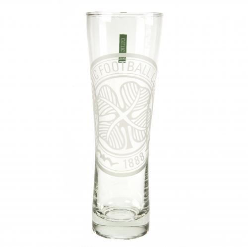 Vaso de Cerveza Alto Celtic F.C, Vaso de Cerveza con el Escudo del ...