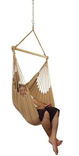 hammock sky xxl hammock chair swing patio porch bedroom backyard indoor outdoor includes. Black Bedroom Furniture Sets. Home Design Ideas