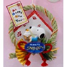 Amazon ミニお正月飾り スヌーピー鏡餅 正月飾り おもちゃ