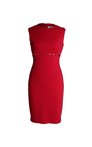 bailey-44-draft-sleeveless-crew-neck-studded-bodycon-dress-in-red