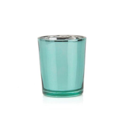 Chive Metallic Color Votive Candle Holder 24 Bulk Pack Set f