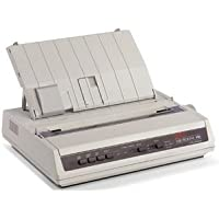 OKIDATA microline 186 9pin dot matrix printer 375cps serial/usb